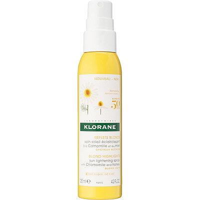 KloraneSun Lightening Spray with Chamomile and Honey