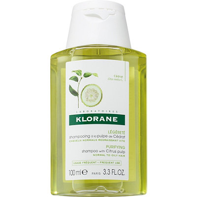 Klorane Online Only Travel Size Shampoo with Citrus Pulp