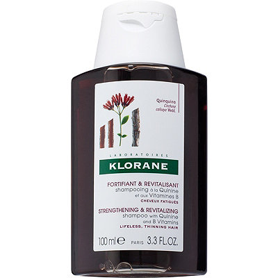 Klorane Online Only Travel Size Shampoo with Quinine and B Vitamins