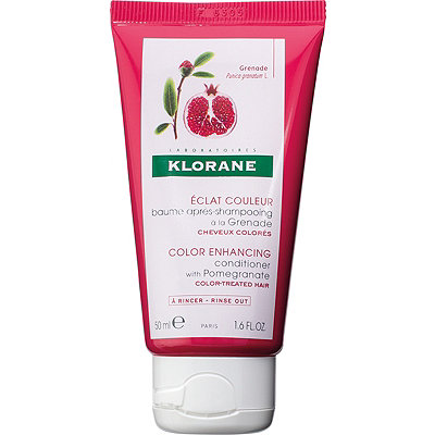 Online Only Travel Size Color Enhancing Conditioner with Pomegranate