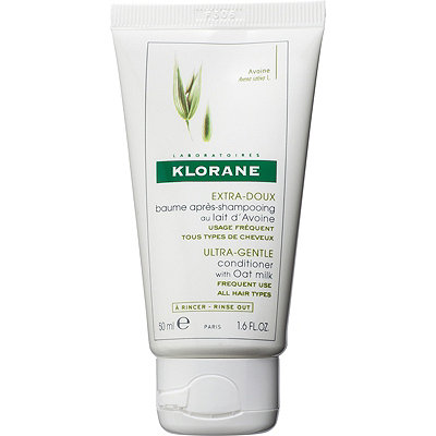 Klorane Online Only Travel Size Conditioner with Oat Milk