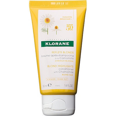KloraneOnline Only Travel Size Blond Highlights Conditioner with Chamomile