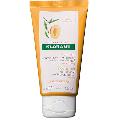 Klorane Online Only Travel Size Conditioning Balm with Mango Butter