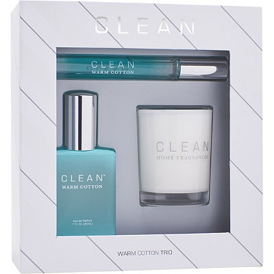 CleanOnline Only Warm Cotton Trio