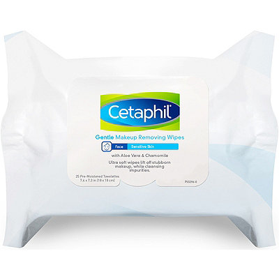 Makeup Remover Wipes 25ct