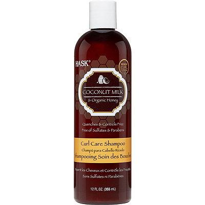 HaskCoconut Milk %26 Organic Honey Curl Care Shampoo