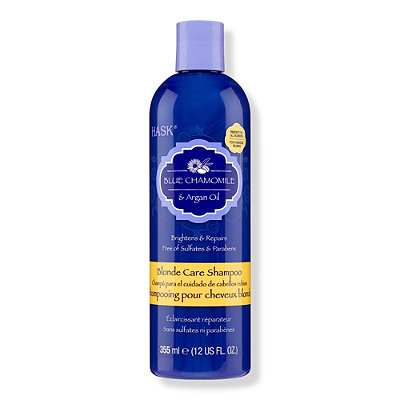 HaskChamomile & Argan Oil Blonde Care Shampoo