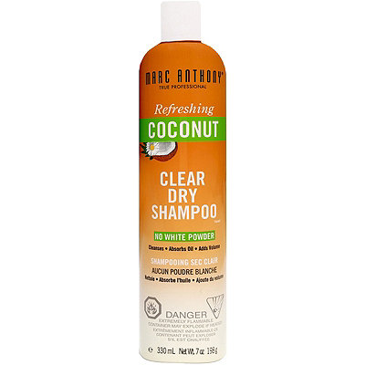 Marc AnthonyRefreshing Coconut Clear Dry Shampoo