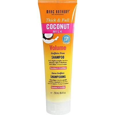 Marc AnthonyThick %26 Full Coconut Milk Volume Shampoo