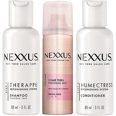 Nexxus3 Piece Trial Set Hair Care