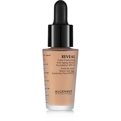Algenist REVEAL Color Correcting Anti-Aging Serum Foundation SPF15