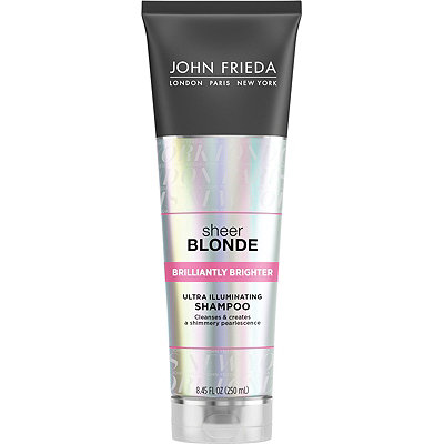 John Frieda Sheer Blonde Brilliantly Brighter Shampoo