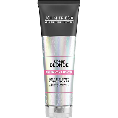 John Frieda Sheer Blonde Brilliantly Brighter Conditioner