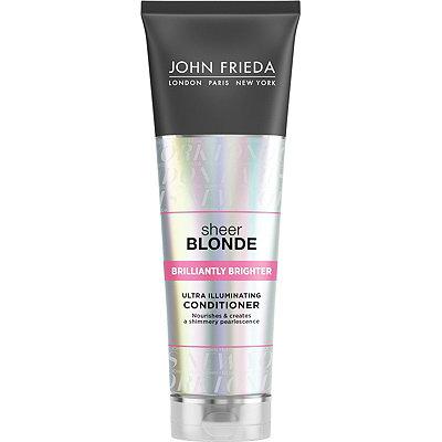 John FriedaSheer Blonde Brilliantly Brighter Conditioner
