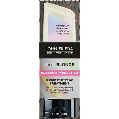 John Frieda Sheer Blonde Brilliantly Brighter Treatment