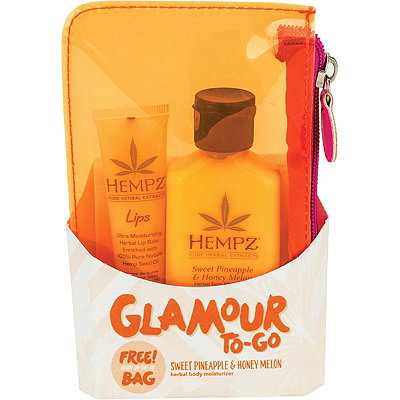 Hempz Glamour To-Go Sweet Pineapple %26 Honey Melon
