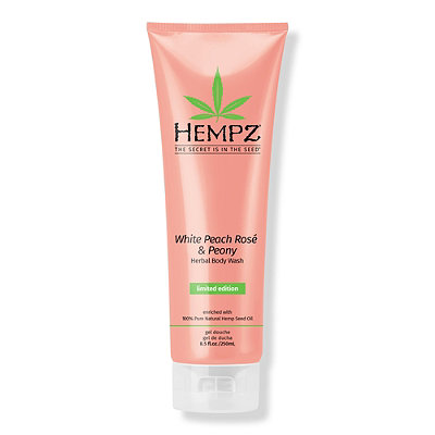 Hempz White Peach Ros%C3%A9 %26 Peony Herbal Body Wash