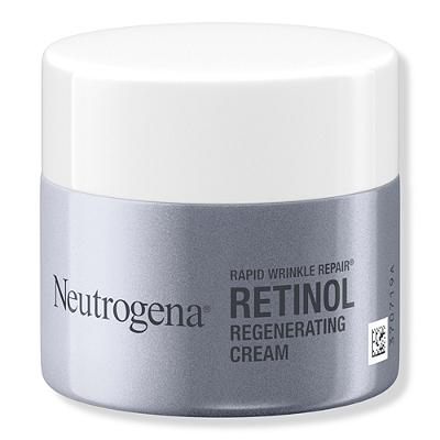 NeutrogenaRapid Wrinkle Regenerating Face Cream