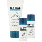 Online Only FREE 3-pc Tea Tree Gift w%2F any %2415 Skinfood purchase