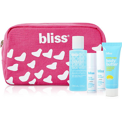 BlissOnline Only FREE 4-pc Gift w%2F any %2435 Bliss purchase