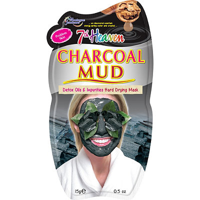 Montagne Jeunesse7th Heaven 2-In-1 Charcoal Masque