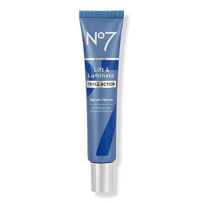 No7Lift %26 Luminate Triple Action Serum