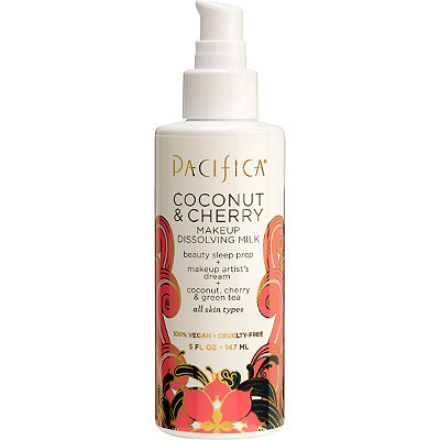 Pacifica Coconut %26 Cherry Makeup Dissolving Milk