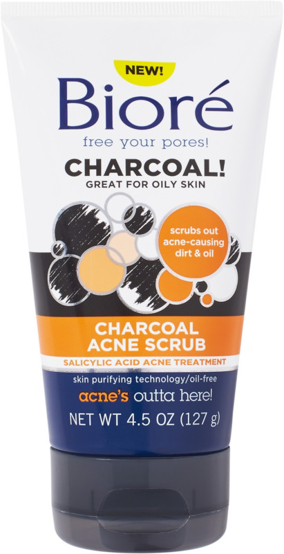 Charcoal Acne Scrub | Ulta Beauty