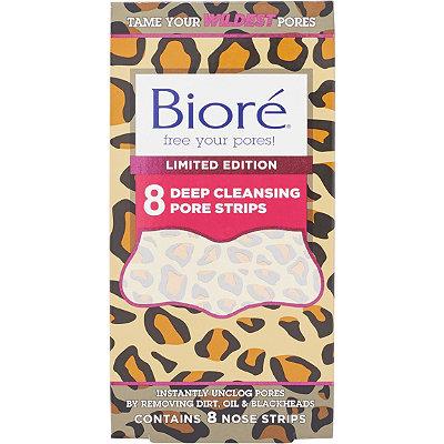 BioréDesigner Leopard Strips 8ct Nose