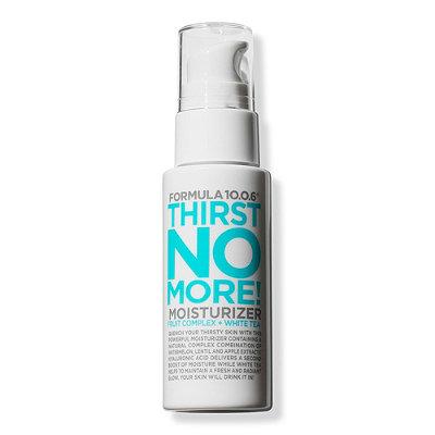 Thirst No More! Moisturizer