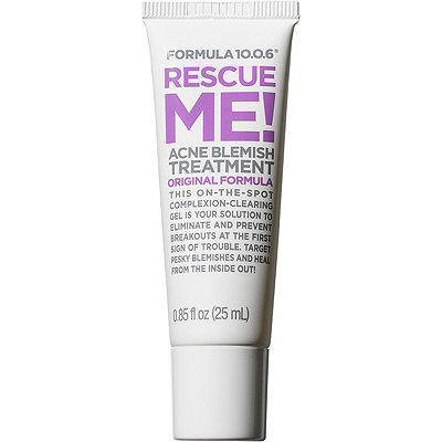Formula 10.0.6Rescue Me%21 Acne Blemsih Treatment
