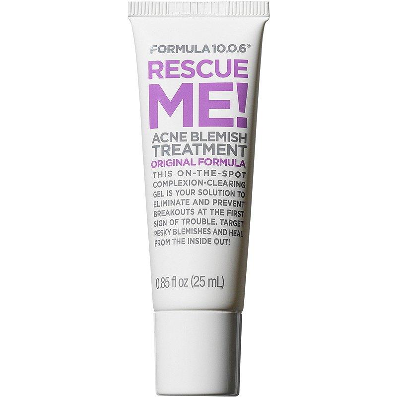 Formula 10 0 6 Rescue Me Acne Blemish Treatment Ulta Beauty