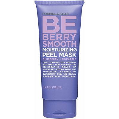 Be Berry Smooth Moisturizing Peel Mask