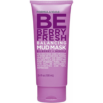 Formula 10.0.6Be Berry Fresh Balancing Mud Mask