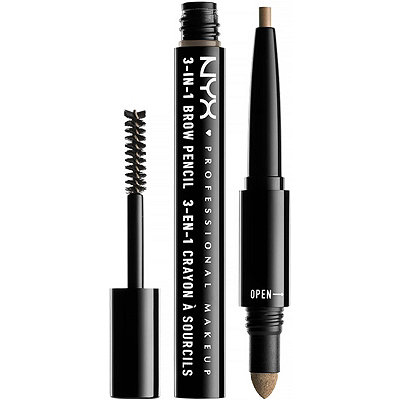 NYX Professional Makeup3-In-1 Brow