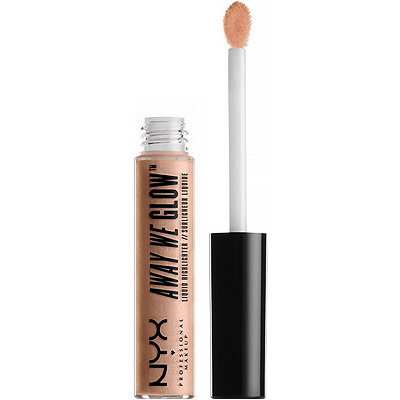 NYX Professional MakeupAway We Glow Liquid Highlighter