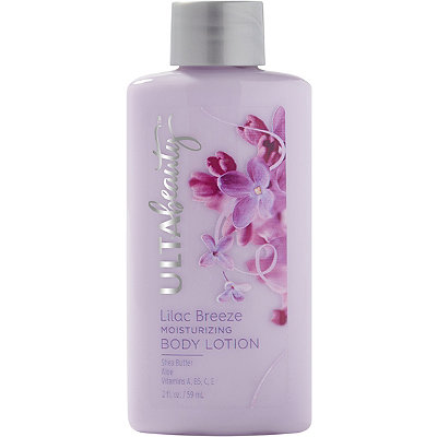 ULTA Travel Size Lilac Breeze Moisturizing Body Lotion