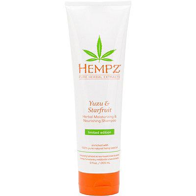 HempzYuzu %26 Starfruit Herbal Moisturizing %26 Nourishing Shampoo