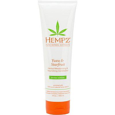 HempzYuzu %26 Starfruit Herbal Moisturizing %26 Nourishing Conditioner