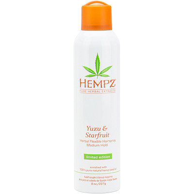 Hempz Yuzu %26 Starfruit Herbal Flexible Hairspray