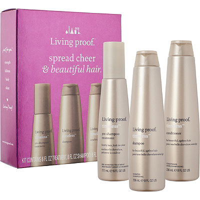 Living Proof Online Only Spread Cheer %26 Beautiful Hair Kit