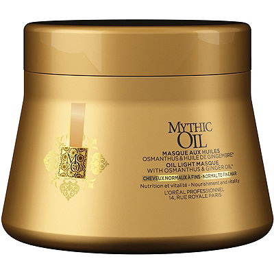 L'Oréal Professionnel Online Only Mythic Oil Oil Light Masque Normal to Fine Hair