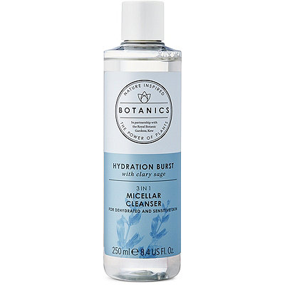 Botanics Hydration Burst 3 In 1 Micellar Cleanser
