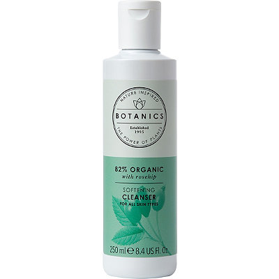 82% Organic Softening Cleanser