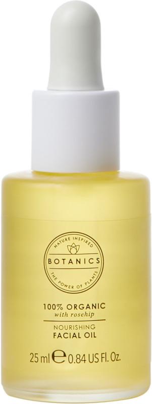 100 Percents Organic Nourishing Facial Oil by Botanics