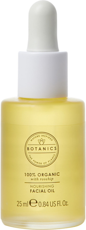100 organic skin care
