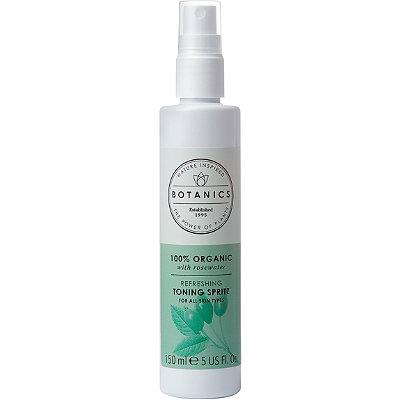 100% Organic Refreshing Toning Spritz