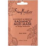 Coconut %26 Hibuscus Radiance Mud Mask Packette