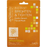 Instant Brighten %26 Tighten Hydro Serum Facial Mask