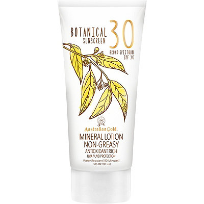 Botanical SPF 30 Lotion